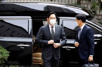 Jay Y. Lee foi preso após condenações envolvendo suborno e fraude