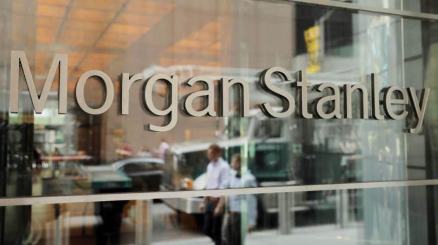 Fachada do Banco Morgan Stanley