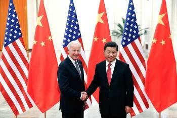 Ligação entre os líderes durou cerca de 90 minutos; ambos falaram sobre promover 'coordenação e cooperação' entre EUA e China