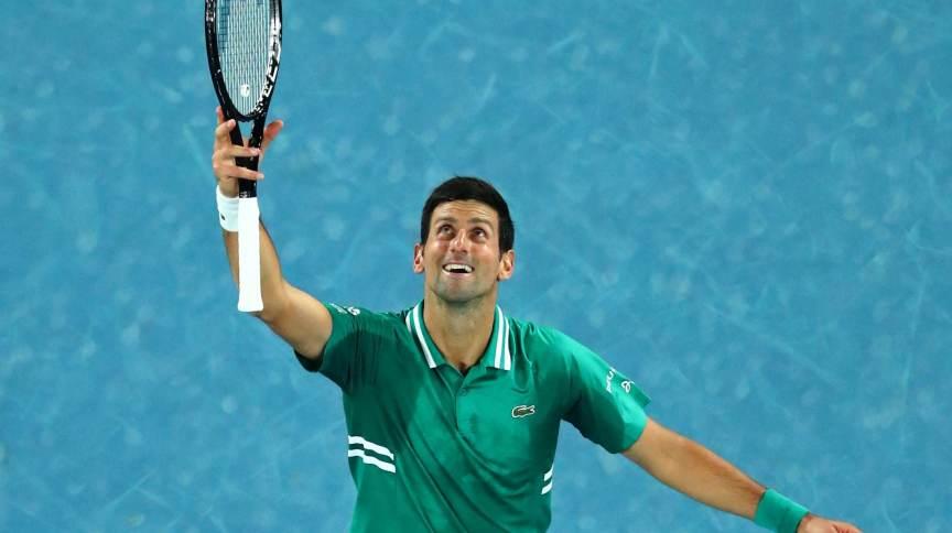 Novak Djokovic é o atual campeão de Wimbledon