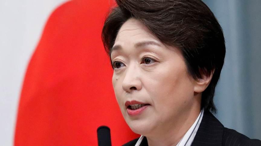 Seiko Hashimoto presidente do comitê organizador da Olimpíada