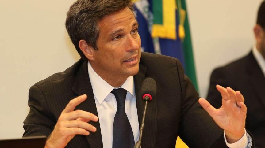 O presidente do Banco Central, Roberto Campos Neto (19.dez.2019)