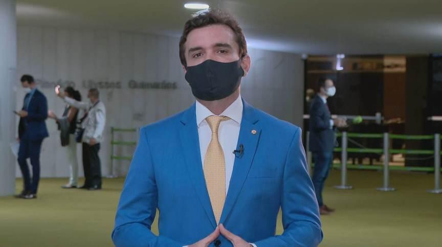 O deputado federal Celso Sabino (PSDB-PR) (25.fev.2021)