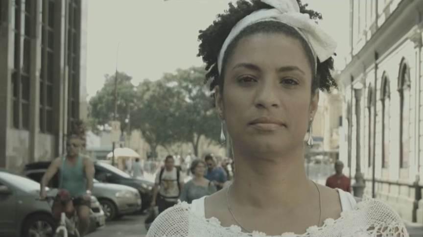 Marielle Franco (14 de março de 2021)