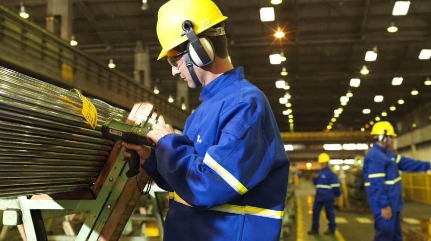 Usina de Charqueadas, no Rio Grande do Sul, da Gerdau: empresa teve lucro acima do esperado pelo mercado em 2020