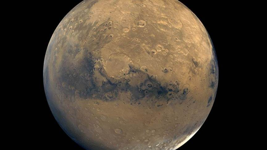 Visão geral de Marte