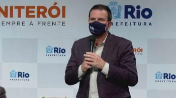 Prefeito anuncia investimentos de cerca de 20 milhões de reais para 304 projeto culturais no Rio de Janeiro