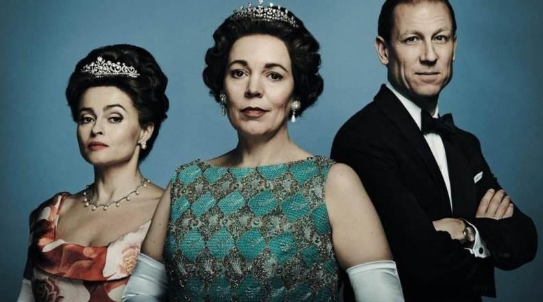 Elenco da série 'The Crown', destaque do Emmy 2021