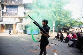 Presidente em exercício do Governo de Unidade Nacional (NUG), Duwa Lashi La, convocou milícias e organizações armadas étnicas para atacar as forças militares