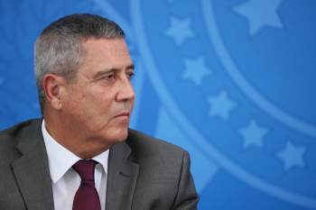 Informação foi encaminhada ao STF por Augusto Aras