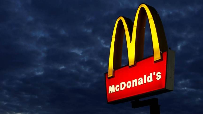 Logo do McDonald's