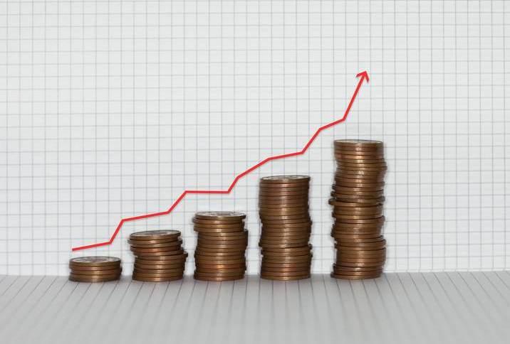 Inflação; alta dos preços