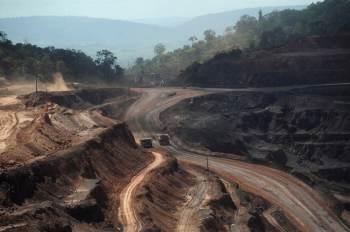 Resultado da mineradora tem impacto da forte alta do preço do minério de ferro em meio à demanda consistente da China