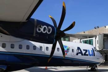"""A estratégia da Azul é acelerar seus compromissos """"ESG"""" por meio de uma aeronave 100% elétrica e com emissão zero de carbono"""