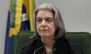 Cármen Lúcia mantém quebra de sigilo de assessora especial da Presidência da República