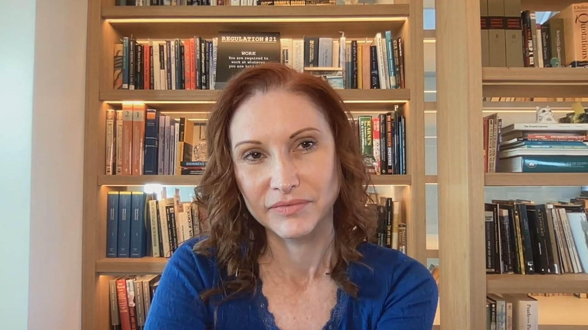 Natália Pasternak, microbiologista e presidente do Instituto Questão de Ciência