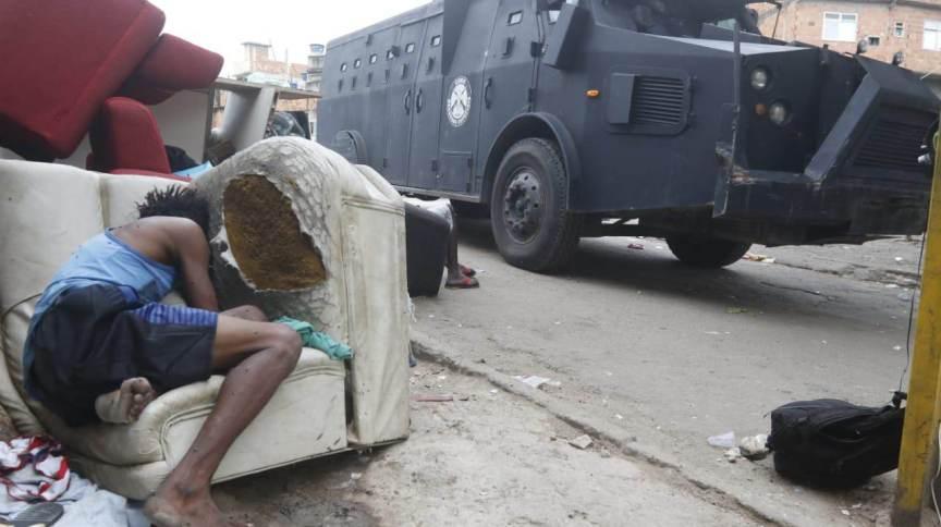 Operação da Polícia Civil do Rio de Janeiro no Jacarezinho deixou ao menos 25 mortos