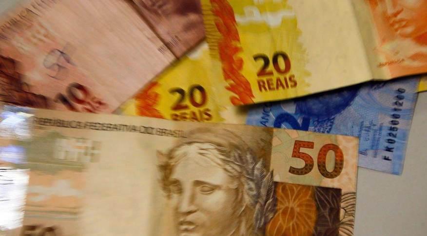 Moeda Nacional, Real, Dinheiro, notas de real,Cédulas do real