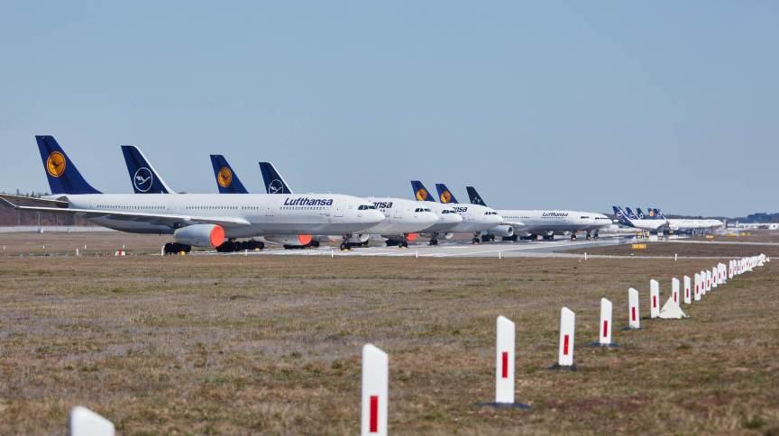 Aeronaves da Lufthansa