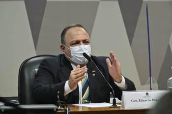 O ex-ministro da Saúde disse à PF que Bolsonaro lhe pediu para apurar denúncia sobre vacina indiana Covaxin