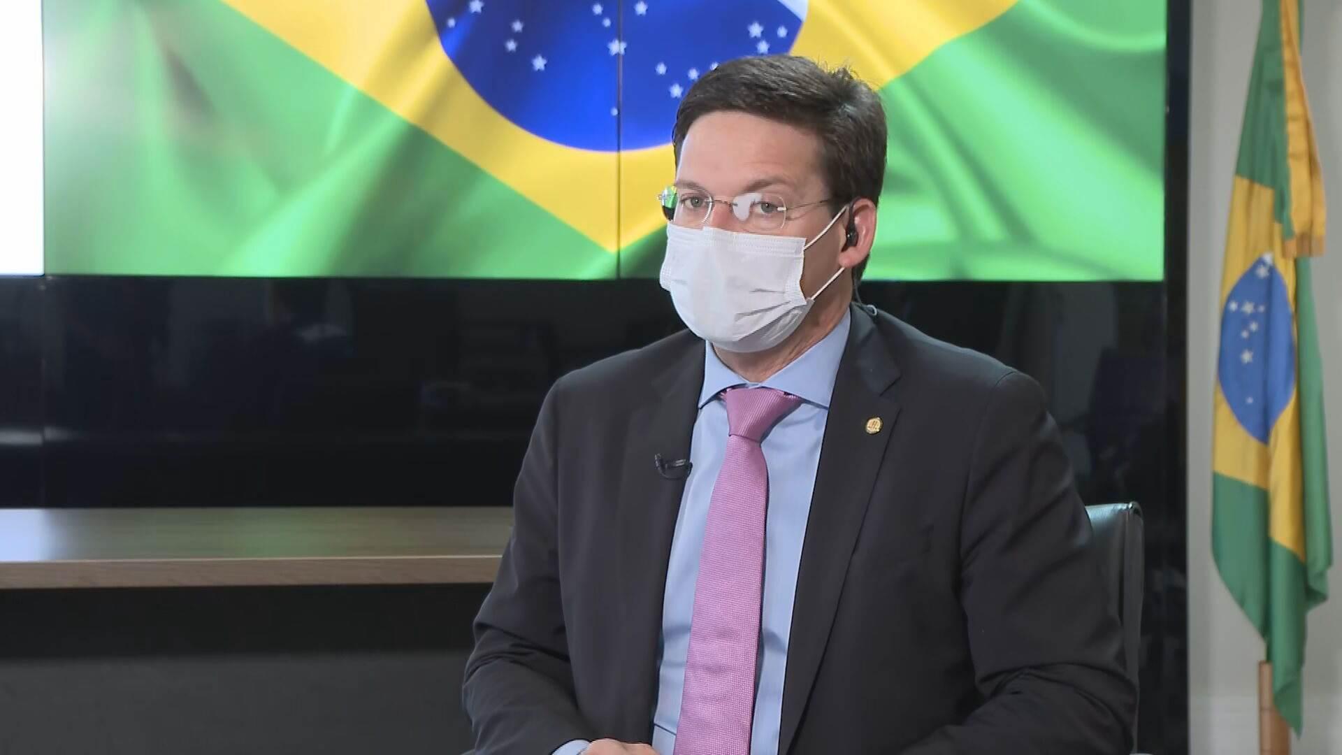 João Roma, ministro da Cidadania, fala com exclusividade à CNN