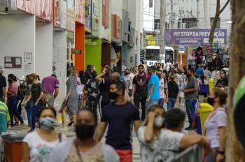 À CNN Rádio, Luiz André Diz afirmou que alta de 1,2% do comércio varejista em indica desempenho melhor após baque de 2020