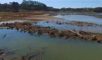À CNN Rádio, Pedro Cortes afirmou que o fenômeno La Niña e o desmatamento da Amazônia contribuem para a seca histórica