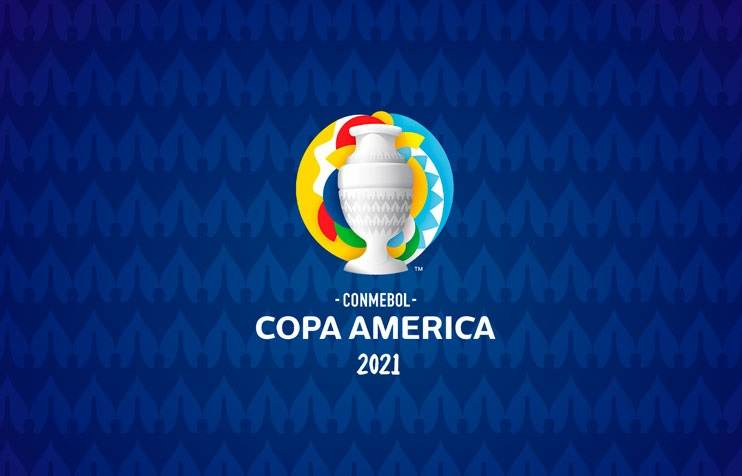 Logo da Copa América 2021