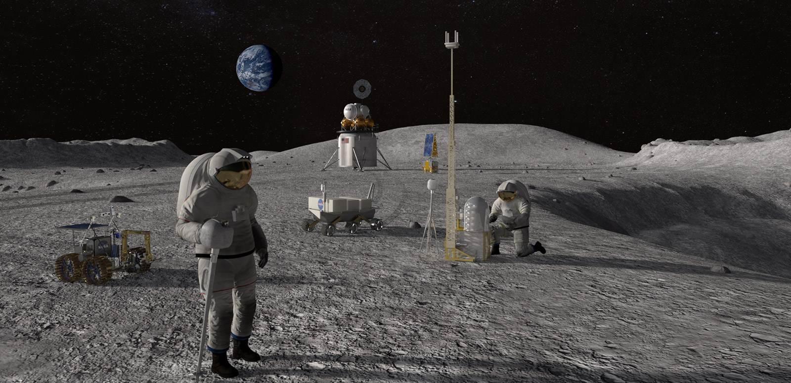 Programa Artemis levará a primeira pessoa negra à lua, de acordo com a Nasa