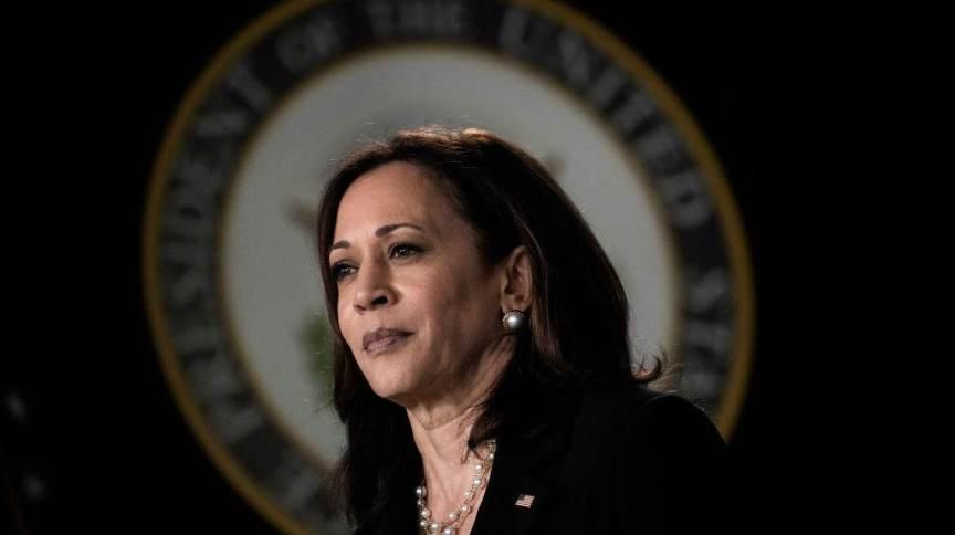 Kamala Harris, vice-presidente dos EUA