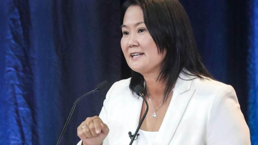 Apesar de reconhecer derrota, Keiko Fujimori afirmou que Pedro Castillo venceu de maneira 'ilegítima'