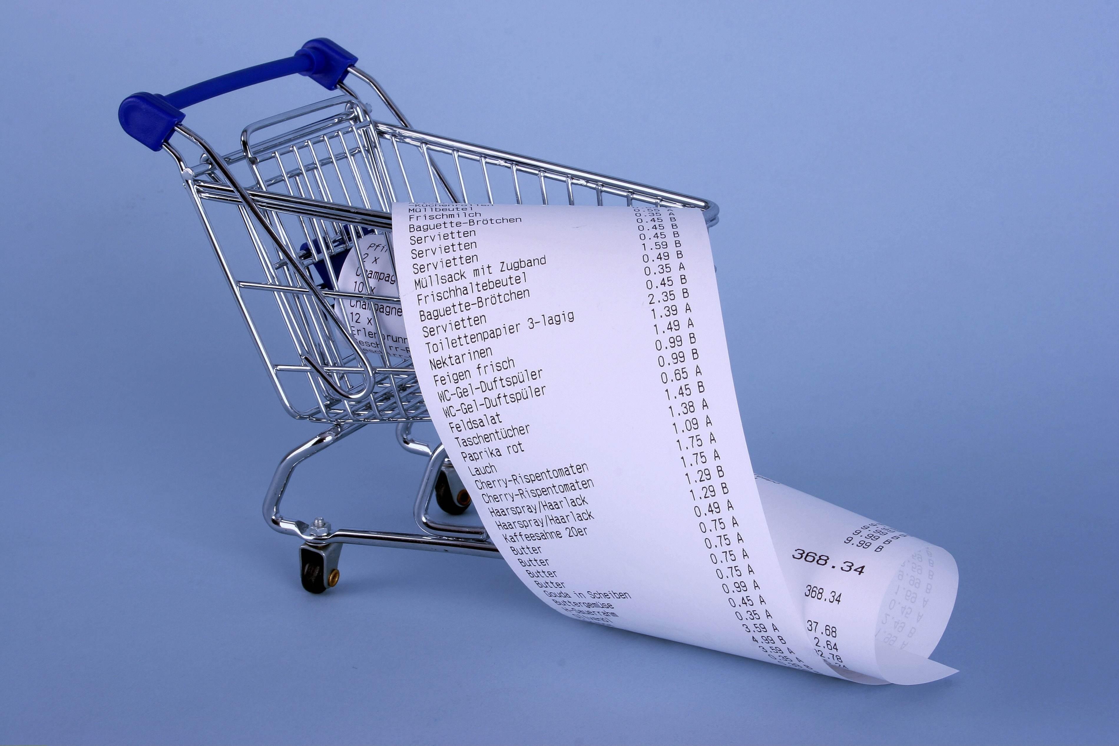 Compras preços inflação IPCA IPG-M