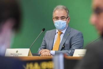As respostas não enviadas dizem respeito a informações sobre o contrato da Covaxin, pesquisas de preço e análise do histórico da Precisa Medicamentos