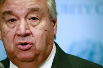 Antonio Guterres diz que os direitos conquistados por mulheres devem ser protegidos