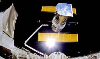 Engenheiros realizaram reparos no computador do módulo de cargas úteis, usado para controlar e coordenar os instrumentos científicos do telescópio