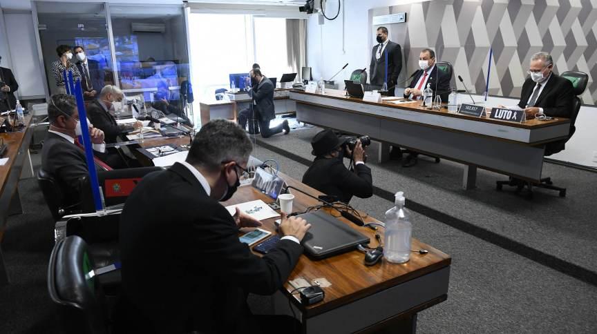 Diretor-executivo da Prevent Senior, Pedro Batista Júnior, deveria ter sido ouvido na CPI na última quinta (16)