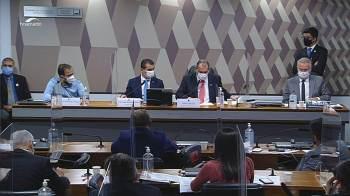Líderes dos partidos esperam provas do deputado federal Luis Miranda (DEM-DF) sobre as irregularidades apontadas na compra da Covaxin