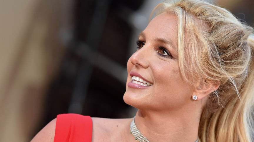 A cantora Britney Spears