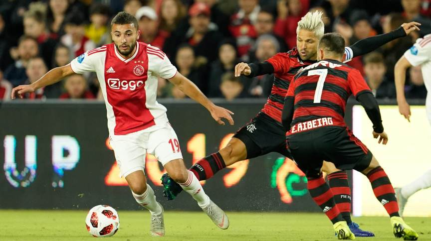 Flamengo e Ajax se enfrentam pela Florida Cup de 2019