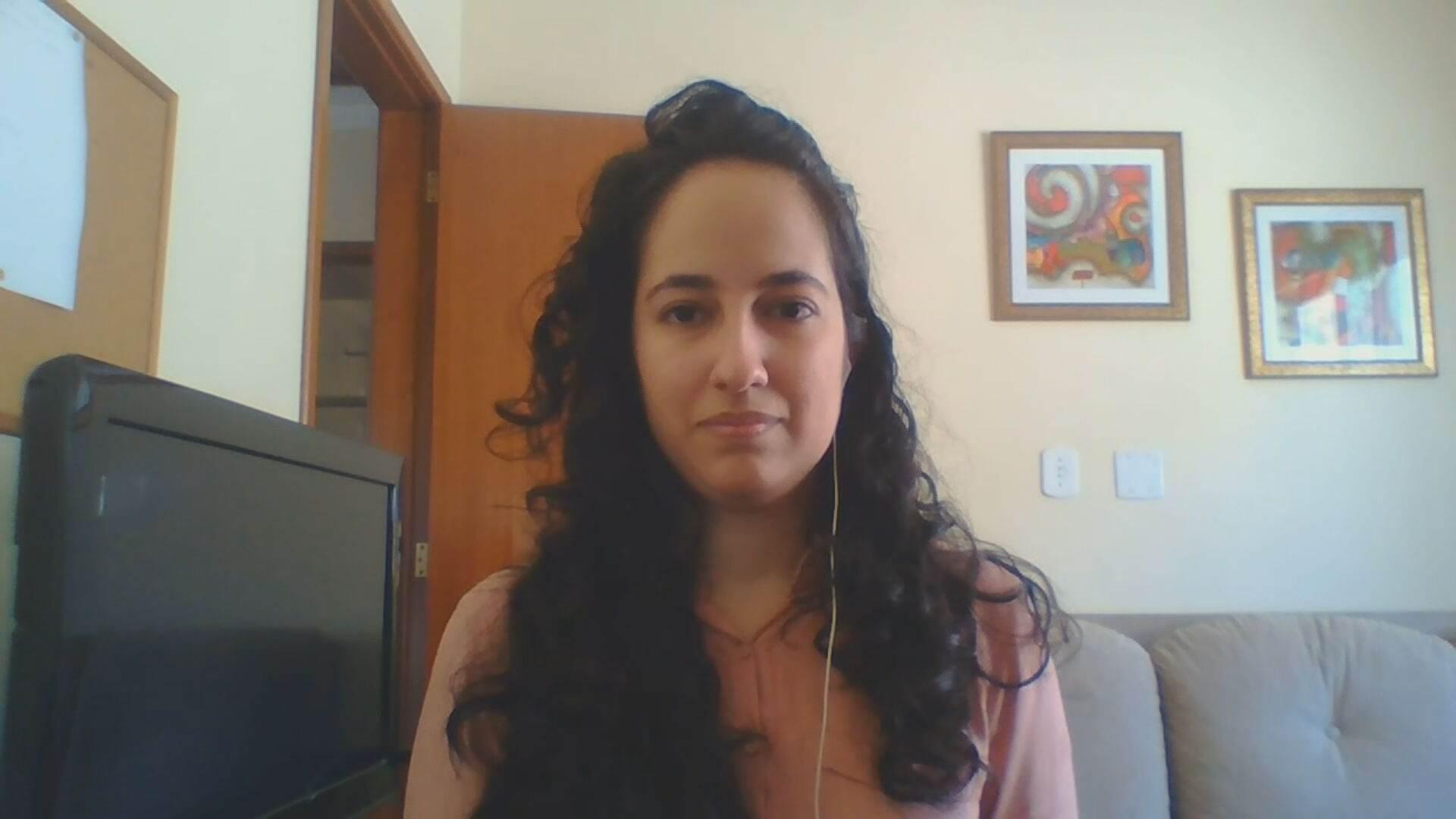 Alessandra Lamarca, pesquisadora