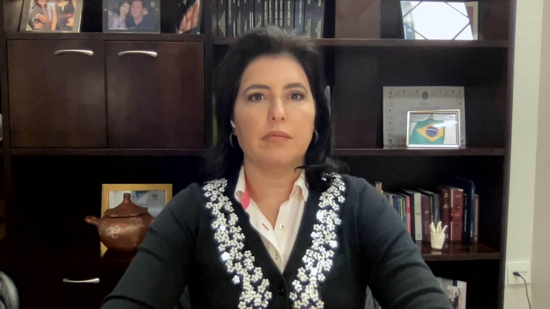 Senadora Simone Tebet (MDB - MS)