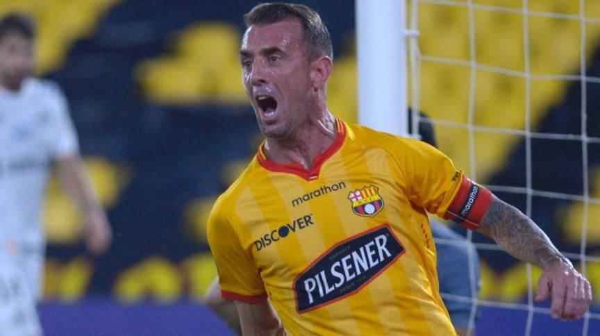 O jogador Damian Diaz, da Seleção do Equador, testou positivo para Covid-19 e não jogará contra o Brasil