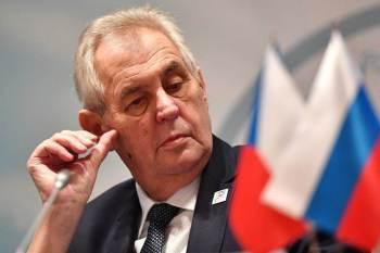 Miloš Zeman, de 77 anos, tem o papel de decidir o próximo primeiro-ministro do país