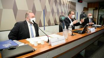 Presidente da CPI da Pandemia afirma que deputado estadual Fausto Junior não quis investigar o governador amazonense