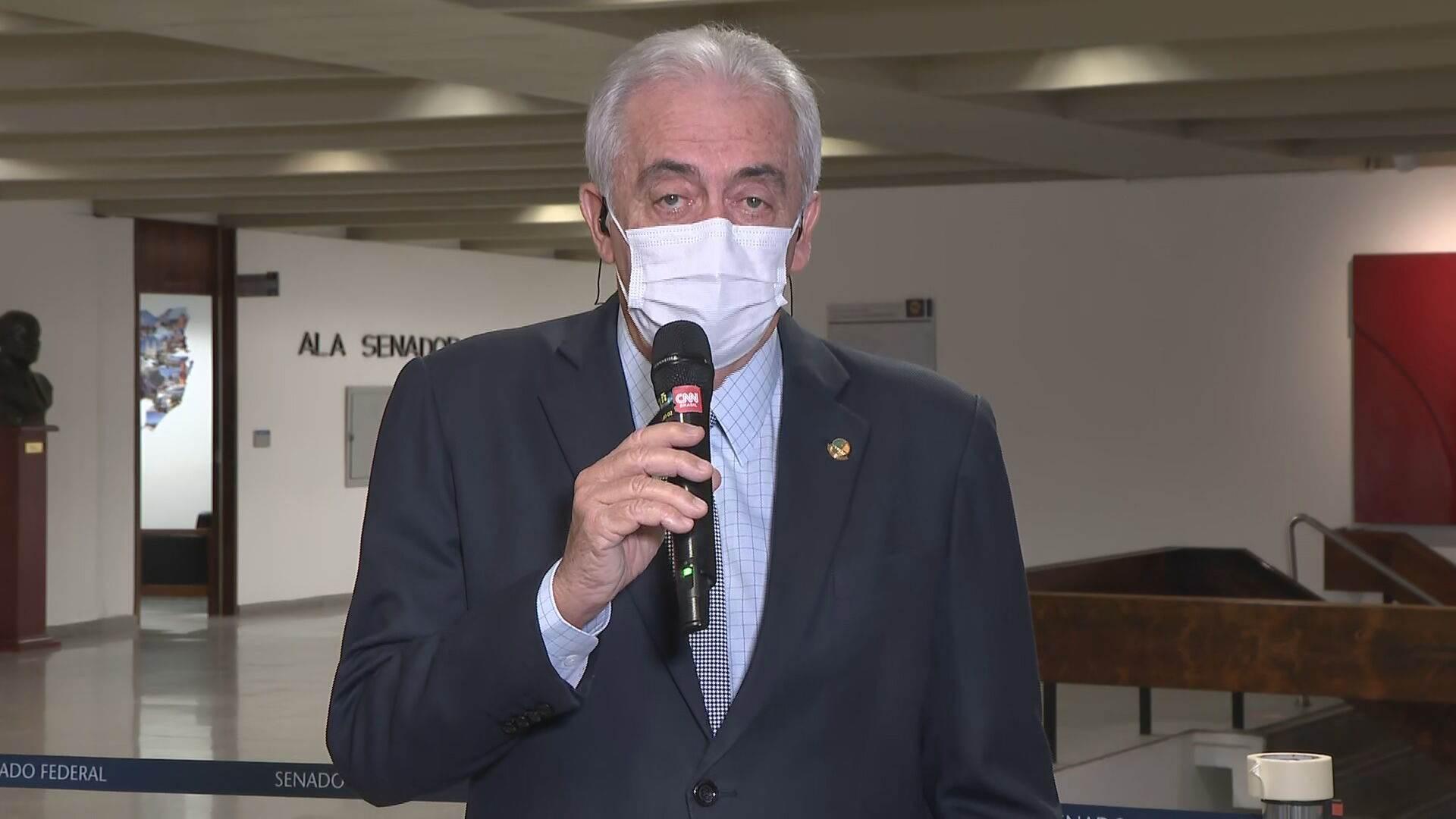 senador Otto Alencar (PSD-BA), titular da CPI da Pandemia