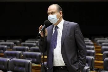 O depoimento do líder do governo na Câmara, Ricardo Barros, mudou de convocação para convite, após pedido do presidente da Câmara