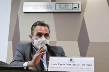 Dominghetti procurou o coronel Marcelo Blanco, ex-assessor do Ministério da Saúde, manifestando preocupação com o andamento da negociação