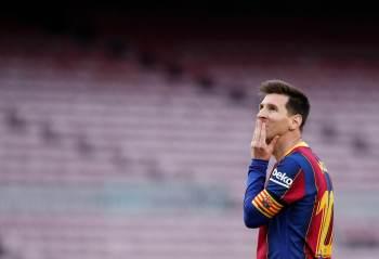 Barça diz que não tem margem para manter salário do jogador Lionel Messi, que fez história no clube espanhol