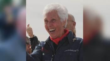 Com 82 anos, a piloto Wally Funk será a pessoa mais velha a fazer uma viagem espacial