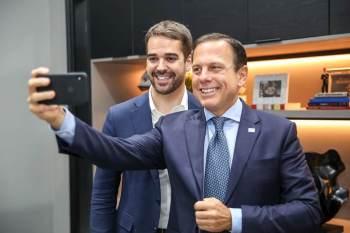 O objetivo dos governadores de São Paulo e Rio Grande do Sul é promover até novembro encontros com dirigentes estaduais em todas as unidades federativas